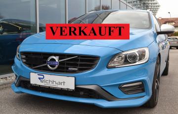 Volvo V60 T5 Momentum R-Design Geartronic bei BM || J.Reichhart GmbH in