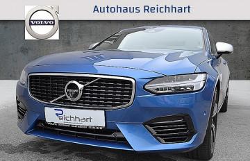 Volvo S90 T8 Twin Engine R-Design bei BM || J.Reichhart GmbH in
