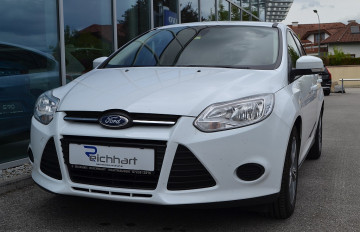 Ford Focus Easy 1,6 TDCi bei BM || J.Reichhart GmbH in