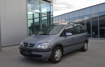 Opel Zafira A bei BM || J.Reichhart GmbH in