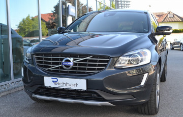 Volvo XC60 D4 Momentum AWD Geartronic bei BM || J.Reichhart GmbH in
