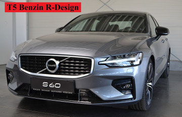 Volvo S60 T5 Intro Geartronic bei BM || J.Reichhart GmbH in