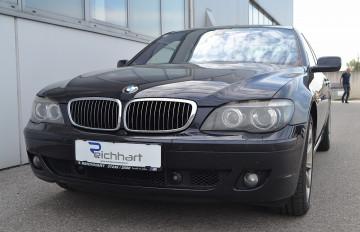 BMW 750i Österreich-Paket Aut. bei BM || J.Reichhart GmbH in