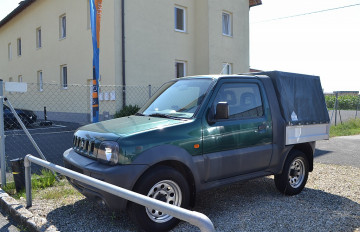 Suzuki JIMNY 1.3 Pick Up bei BM || J.Reichhart GmbH in