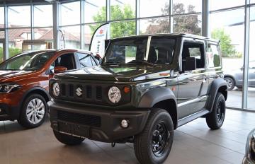 Suzuki Jimny 1,5 Allgrip Pure bei BM || J.Reichhart GmbH in