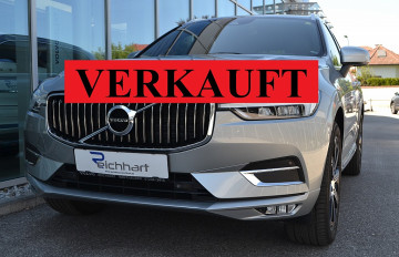 Volvo XC60 D4 Inscription AWD Geartronic bei BM || J.Reichhart GmbH in