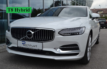 Volvo S90 T8 Twin Engine PHEV Inscription bei BM || J.Reichhart GmbH in