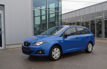 Seat Ibiza ST Reference 1,4 bei BM || J.Reichhart GmbH in