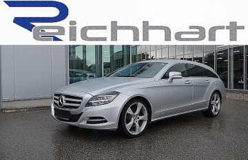 Mercedes-Benz CLS 250 CDI Shooting Brake BlueEfficiency Aut. DPF bei BM || J.Reichhart GmbH in