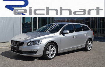 Volvo V60 D3 Kinetic Geartronic bei BM || J.Reichhart GmbH in