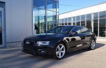 Audi A5 SB 1,8 TFSI bei BM || J.Reichhart GmbH in
