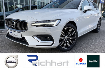 Volvo V60 D4 Inscription Geartronic bei BM || J.Reichhart GmbH in