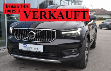 Volvo XC40 T4 AWD Inscription Geartronic bei BM || J.Reichhart GmbH in