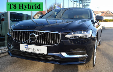 Volvo V90 T8 Twin Engine PHEV Inscription bei BM || J.Reichhart GmbH in