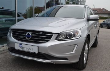 Volvo XC60 D4 Kinetic AWD bei BM || J.Reichhart GmbH in