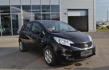 Nissan Note 1,2 Visia bei BM || J.Reichhart GmbH in
