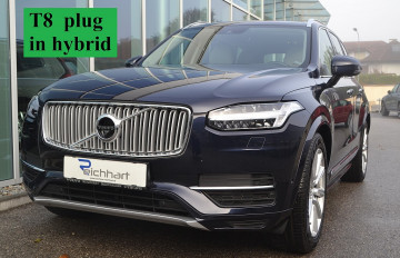 Volvo XC90 PHEV T8 Twin Engine Inscription bei BM || J.Reichhart GmbH in