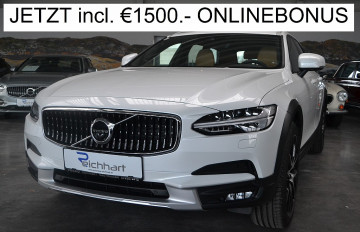 Volvo V90 Cross Country Pro D5 AWD Geartronic bei BM || J.Reichhart GmbH in