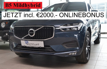 Volvo XC60 D5 Momentum Pro AWD Geartronic bei BM || J.Reichhart GmbH in