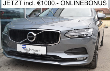 Volvo V90 D4 Momentum Pro Geartronic bei BM || J.Reichhart GmbH in