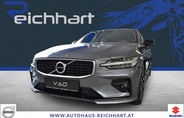 Volvo V60 D3 R-Design Geartronic bei BM || J.Reichhart GmbH in