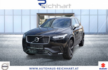 Volvo XC90 D5 AWD R-Design bei BM || J.Reichhart GmbH in