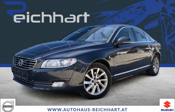 Volvo S80 D4 Momentum Geartronic bei BM || J.Reichhart GmbH in