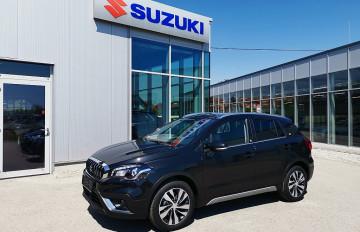 Suzuki SX4 S-Cross 1.4 Flash DITC Allgrip 6AT bei BM || J.Reichhart GmbH in
