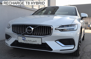 Volvo S60 T8 Twin Engine PHEV Inscription Geartronic bei BM || J.Reichhart GmbH in