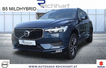 Volvo XC60 B5 Momentum Pro AWD Geartronic bei BM || J.Reichhart GmbH in