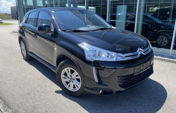 Citroën C4 Aircross HDi 115 2WD Seduction bei BM || J.Reichhart GmbH in