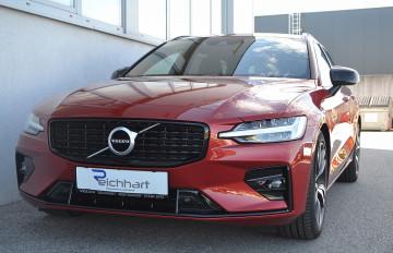 Volvo V60 B3 (P) R Design Geartronic bei BM || J.Reichhart GmbH in