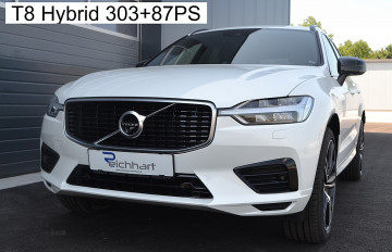 Volvo XC60 T8 Twin Engine PHEV R-Design bei BM || J.Reichhart GmbH in