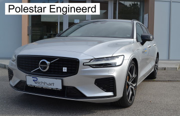 Volvo V60 T8 AWD Polestar Engineered Geartronic bei BM || J.Reichhart GmbH in