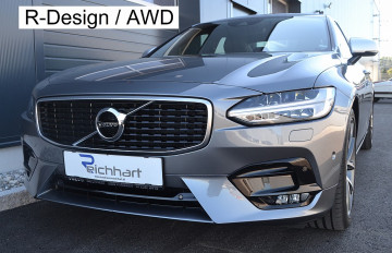 Volvo S90 D4 AWD R-Design Geartronic bei BM || J.Reichhart GmbH in