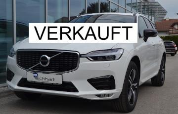 Volvo XC60 B4 R-Design AWD Geartronic bei BM || J.Reichhart GmbH in