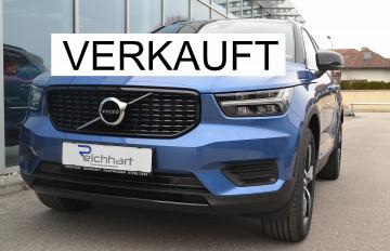 Volvo XC40 D3 R-Design AWD Geartronic bei BM || J.Reichhart GmbH in