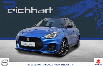 Suzuki Swift Sport 1,4 DITC Hybrid bei BM || J.Reichhart GmbH in