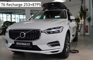 Volvo XC60 T6 AWD Recharge Inscription Geartronic bei BM || J.Reichhart GmbH in
