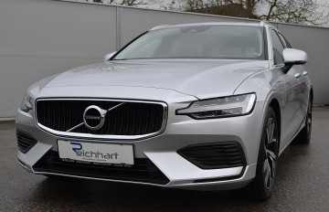 Volvo V60 T8 Twin Engine PHEV Momentum Pro Geartronic bei BM || J.Reichhart GmbH in