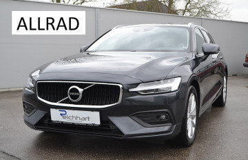 Volvo V60 D3 AWD Momentum Pro Geartronic bei BM || J.Reichhart GmbH in