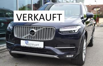 Volvo XC90 D5 AWD Inscription bei BM || J.Reichhart GmbH in