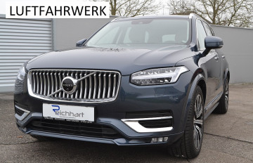 Volvo XC90 B5 AWD Inscription bei BM || J.Reichhart GmbH in