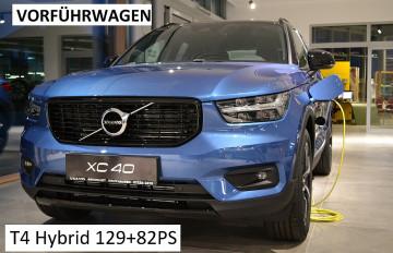 Volvo XC40 T4 Recharge PHEV R Design bei BM || J.Reichhart GmbH in