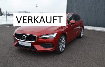 Volvo V60 T6 Twin Engine PHEV Momentum Pro Geartronic bei BM || J.Reichhart GmbH in