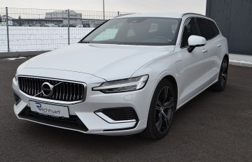 Volvo V60 T6 AWD Recharge Inscription Geartronic bei BM || J.Reichhart GmbH in