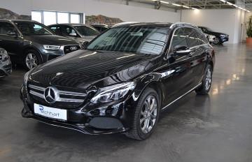 Mercedes-Benz C 180 BLUETEC inkl. Werksgarantie bei BM || J.Reichhart GmbH in