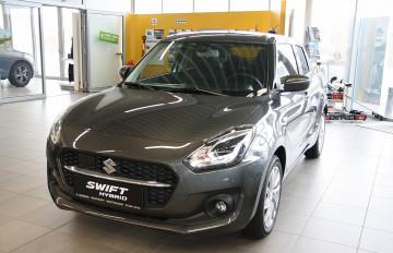 Suzuki Swift 1,2 Hybrid DualJet Shine bei BM || J.Reichhart GmbH in