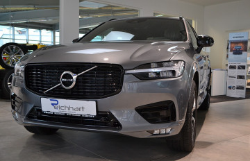 Volvo XC60 B4 R-Design AWD Geartronic bei BM || J.Reichhart GmbH in