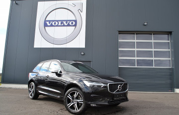 Volvo XC60 D4 R-Design AWD Geartronic bei BM || J.Reichhart GmbH in
